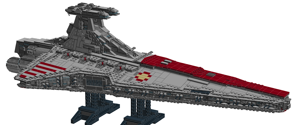 lego star destroyer moc instructions